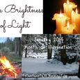 Brighteness of light