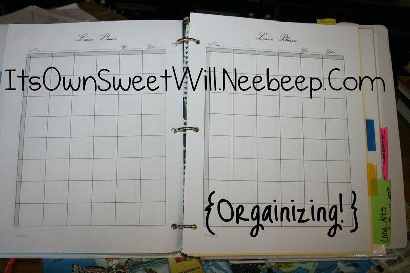 IOSW Organizing