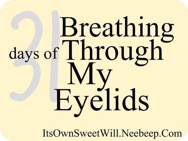 Eyelids 3