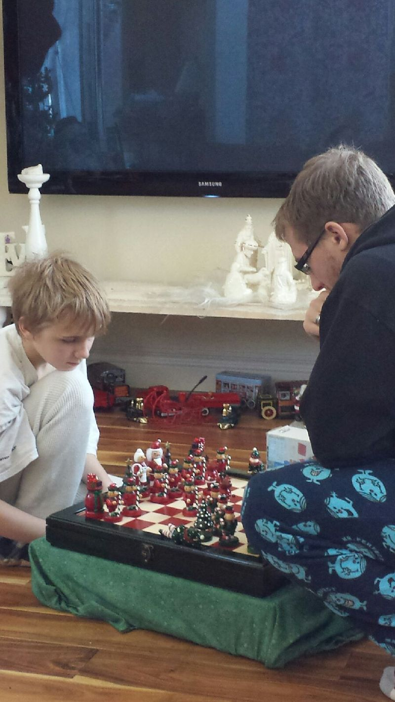 Chess! 11-2014