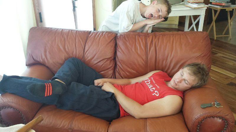 J asleep 1