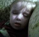 R sleeping