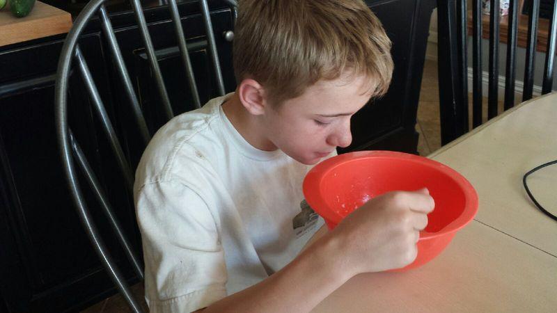R no bowls