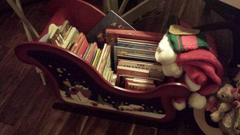 Sleigh books